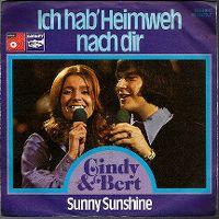 Cover Cindy & Bert - Ich hab' Heimweh nach dir