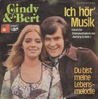 Cover Cindy & Bert - Ich hör' Musik