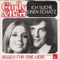 Cover Cindy & Bert - Ich suche einen Schatz