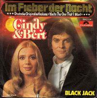 Cover Cindy & Bert - Im Fieber der Nacht