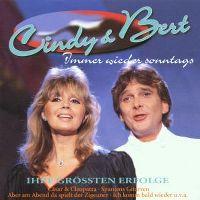 Cover Cindy & Bert - Immer wieder sonntags - Ihre grössten Erfolge