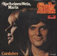 Cover Cindy & Bert - Noch einen Wein, Maria
