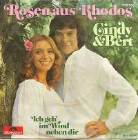 Cover Cindy & Bert - Rosen aus Rhodos