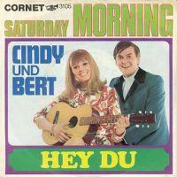 Cover Cindy & Bert - Saturday Morning