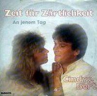Cover Cindy & Bert - Zeit für Zärtlichkeit