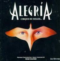 Cover Cirque Du Soleil - Alegría