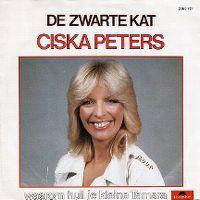 Cover Ciska Peters - De zwarte kat