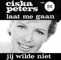 Cover Ciska Peters - Laat me gaan