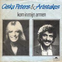 Cover Ciska Peters & Aristakes - Kom in mijn armen