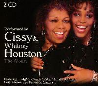 Cover Cissy & Whitney Houston - The Album