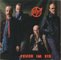 Cover City - Feuer im Eis