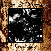 Cover Clan Of Xymox - Creatures