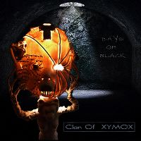 Cover Clan Of Xymox - Days Of Black