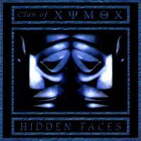 Cover Clan Of Xymox - Hidden Faces