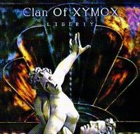 Cover Clan Of Xymox - Liberty