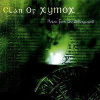 Cover Clan Of Xymox - Notes From The Underground