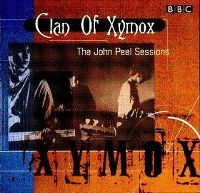 Cover Clan Of Xymox - The John Peel Sessions (EP)