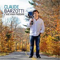 Cover Claude Barzotti - C'est mon histoire