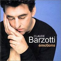 Cover Claude Barzotti - Émotions
