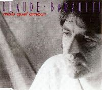 Cover Claude Barzotti - Mais quel amour