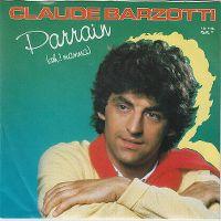 Cover Claude Barzotti - Parrain (Oh! Mamma)