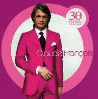 Cover Claude François - 30 ans - Édition anniversaire