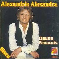 Cover Claude François - Alexandrie Alexandra