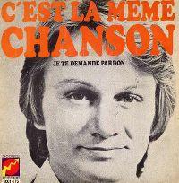 Cover Claude François - C'est la même chanson