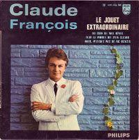 Cover Claude François - Le jouet extraordinaire