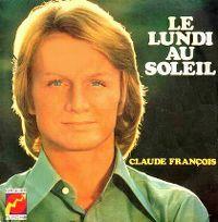 Cover Claude François - Le lundi au soleil