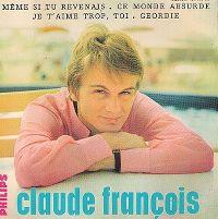 Cover Claude François - Même si tu revenais