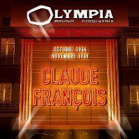 Cover Claude François - Olympia Bruno Coquatrix - Octobre 1964 Novembre 1969