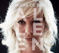 Cover Claudia de Breij - Alleen