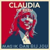 Cover Claudia de Breij - Mag ik dan bij jou