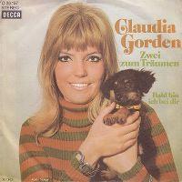 Cover Claudia Gorden - Zwei zum Träumen