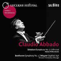 Cover Claudio Abbado - Historic Performances