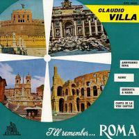 Cover Claudio Villa - Arrivederci Roma