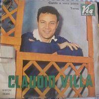 Cover Claudio Villa - Canto a voce piena