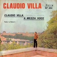 Cover Claudio Villa - Claudio villa a mezza voce