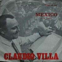Cover Claudio Villa - Mexico