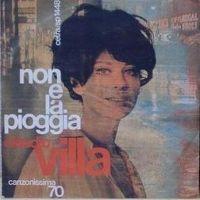 Cover Claudio Villa - Non è la pioggia