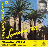 Cover Claudio Villa - Partir con te