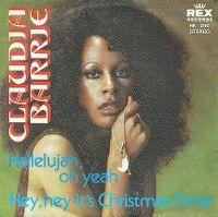 Cover Claudja Barrje - Hallelujah, Oh Yeah