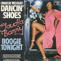 Cover Claudja Barry - (Boogie Woogie) Dancin' Shoes