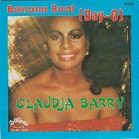 Cover Claudja Barry - Banana Boat (Day-O)
