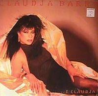 Cover Claudja Barry - I, Claudja
