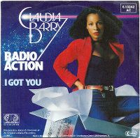 Cover Claudja Barry - Radio Action