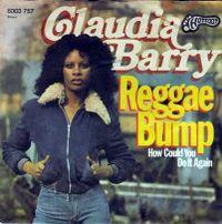 Cover Claudja Barry - Reggae Bump