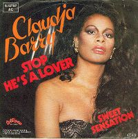 Cover Claudja Barry - Stop He's A Lover