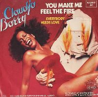 Cover Claudja Barry - You Make Me Feel The Fire